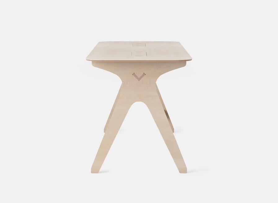La table haute de réunion design