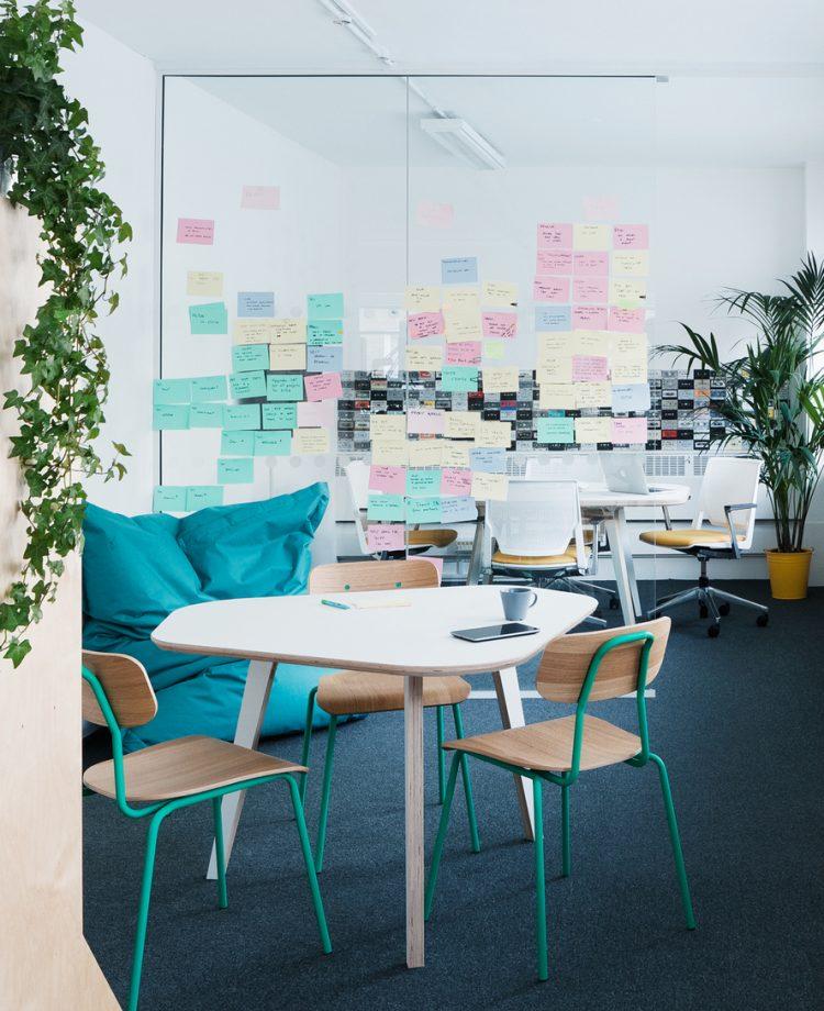 Mobilier professionnel design pour collaborer efficacement