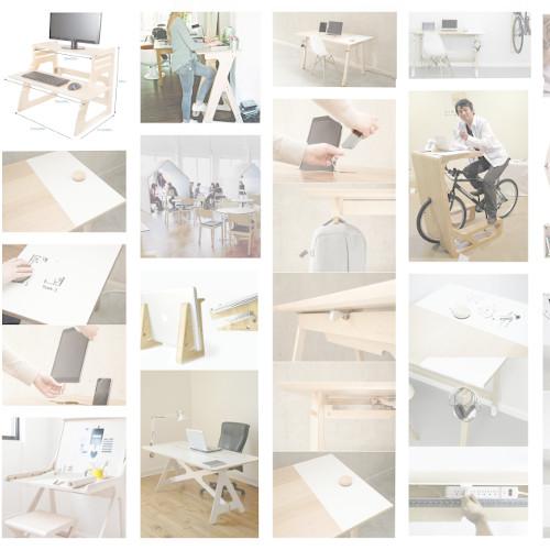 Provoquer l'innovation : les concours de création de mobilier professionnel.