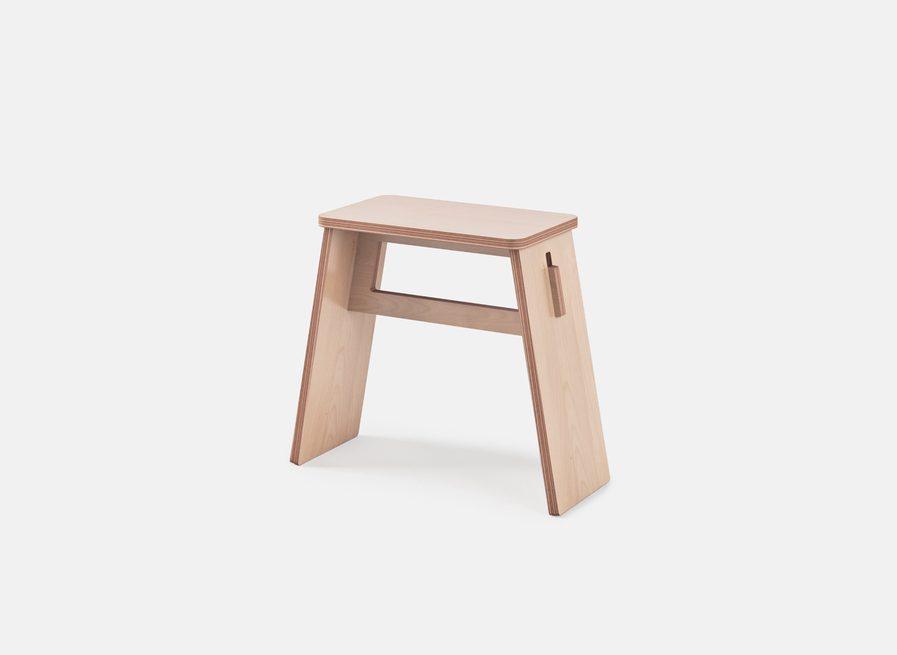 Tabouret design en bois
