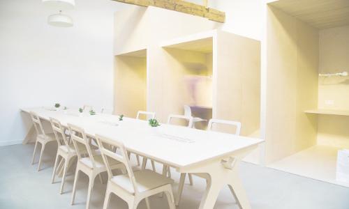 Mobilier professionnel pour les espaces de co-working