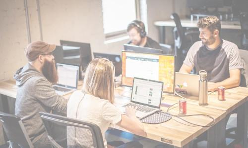 Mobilier professionnel pour les startups en croissance.