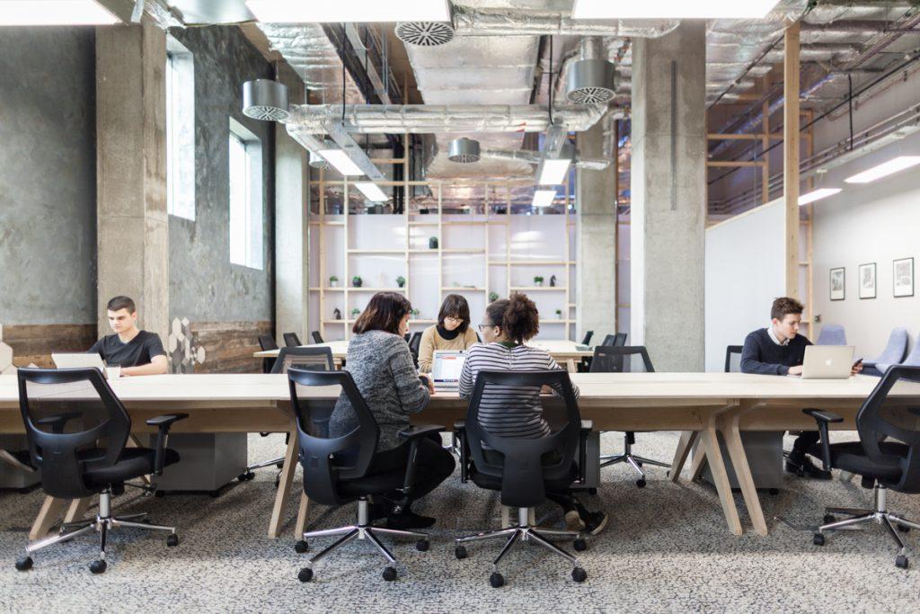 Mobilier de bureau pour les nouvelles organisations