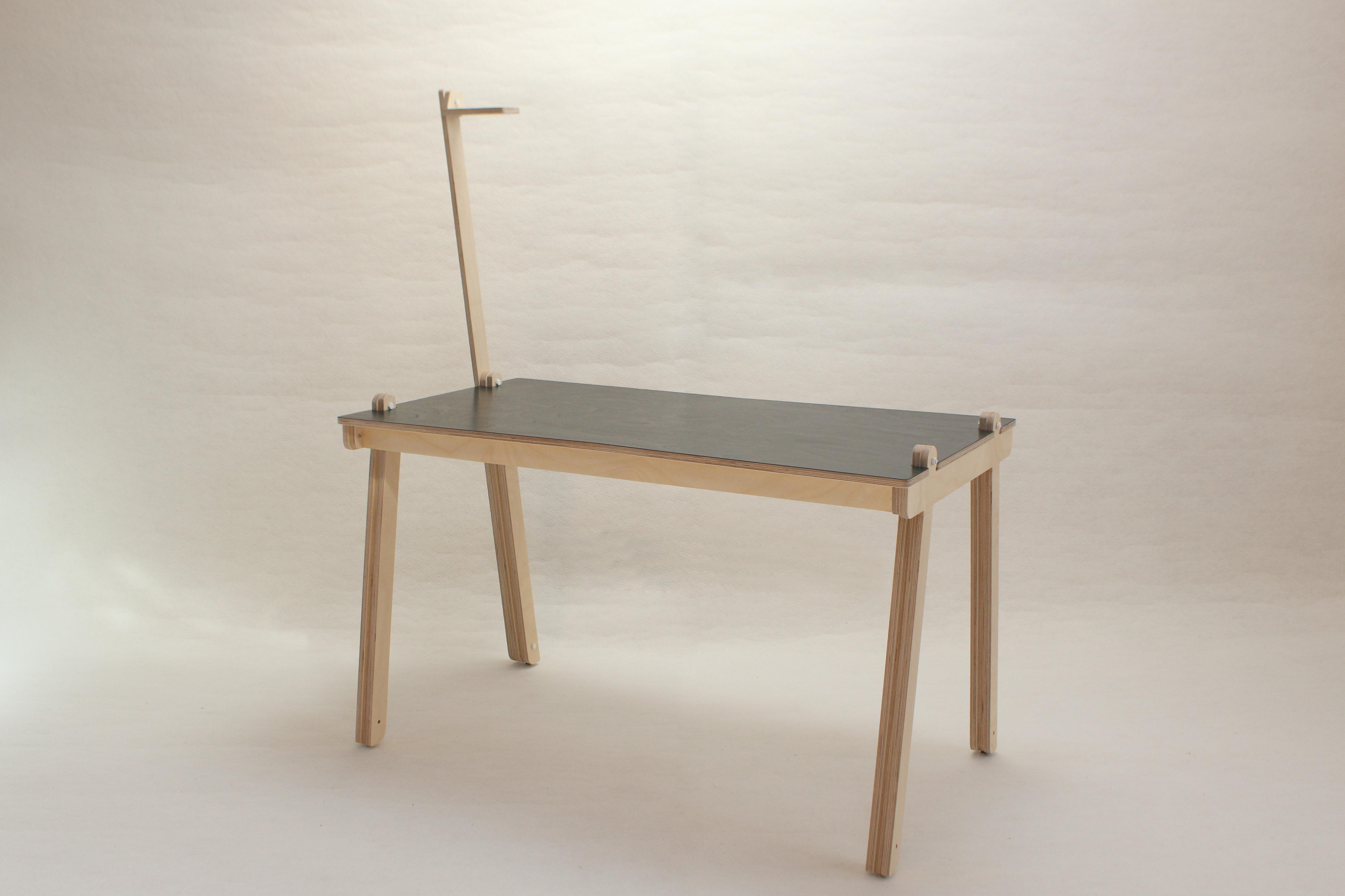 Bureau design en bois made in france ⋆ openwood
