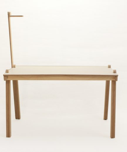 Bureau design en bois made in France