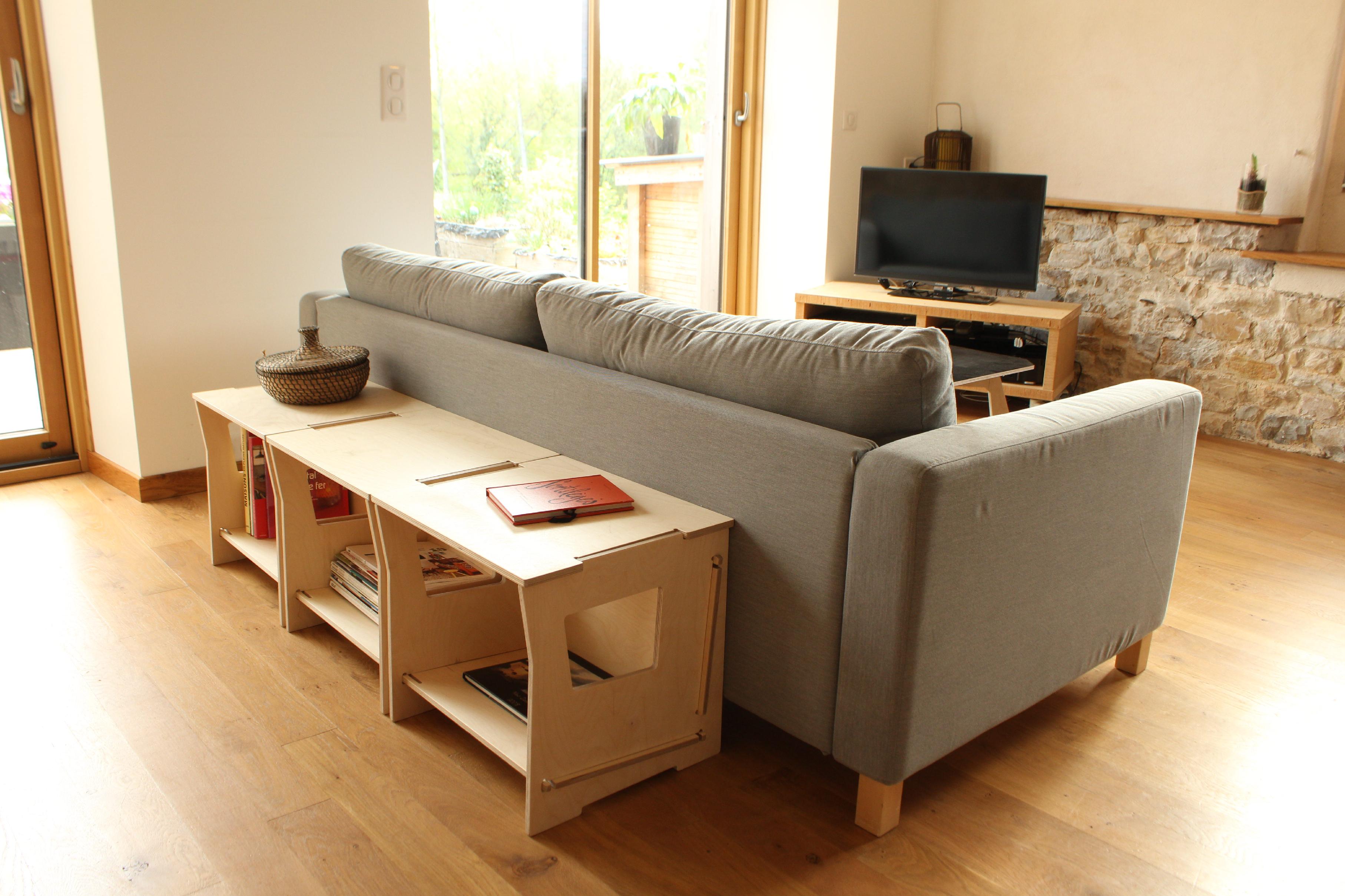 modules de rangement empilables pour cr er une tag re en bois design openwood. Black Bedroom Furniture Sets. Home Design Ideas