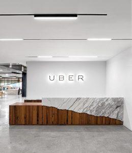 Siège social de Uber