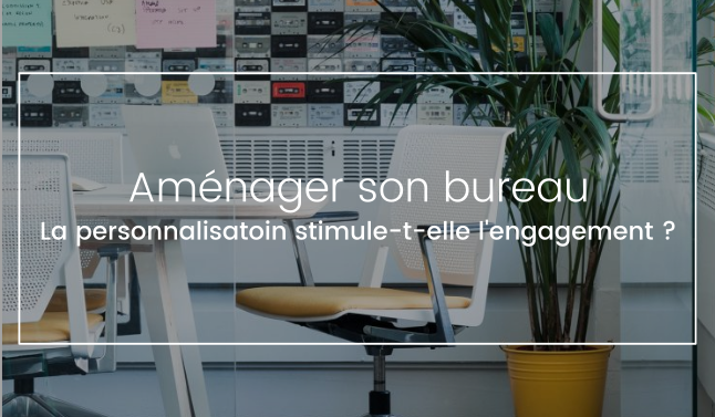 Am nager son bureau en le personnalisant stimule t il l for Amenager son garage en bureau