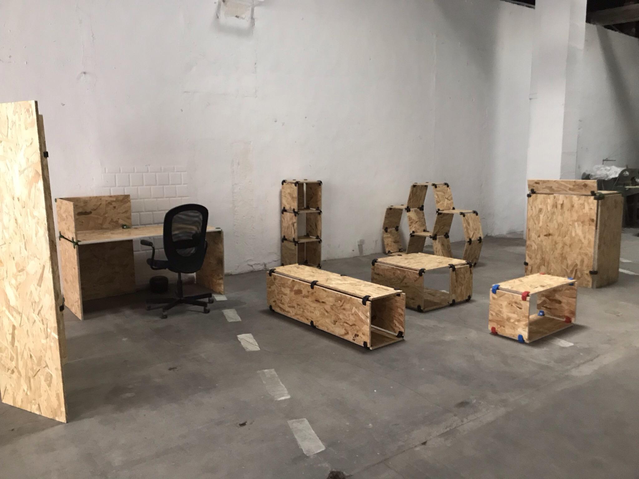 Tous nos meubles playwood
