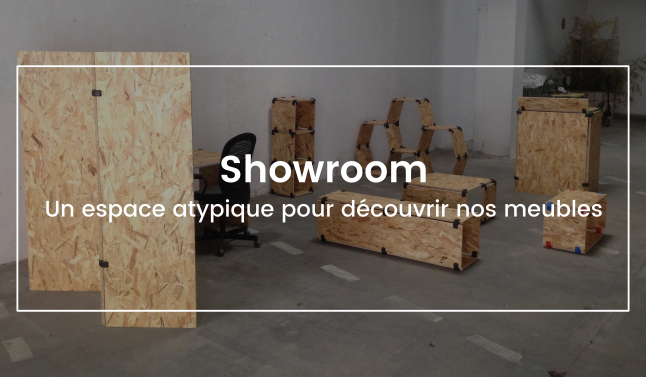 showroom de mobilier professionnel à Montpellier