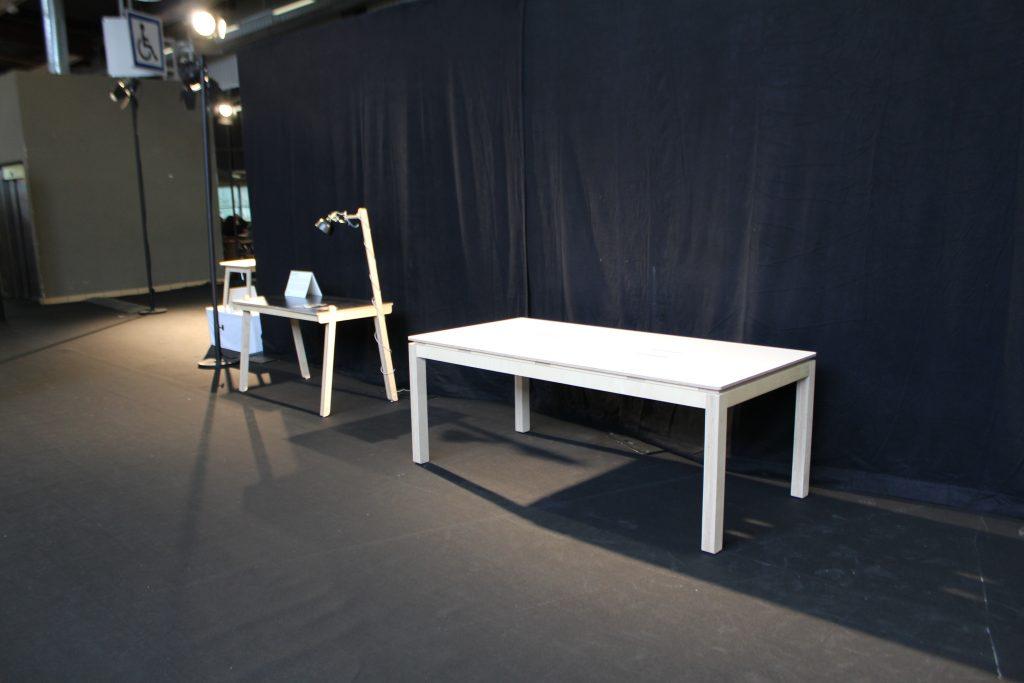 meubles de bureaux design table de réunion confortable