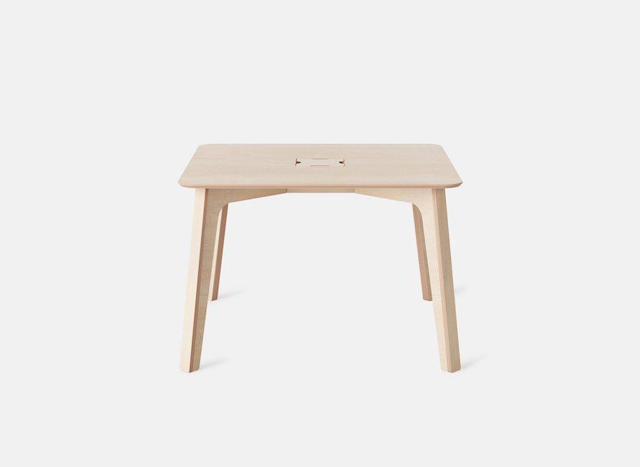 Table de réunion carré Hot Desk