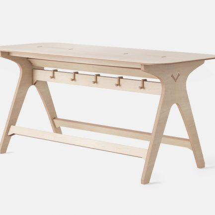La table haute de réunion design