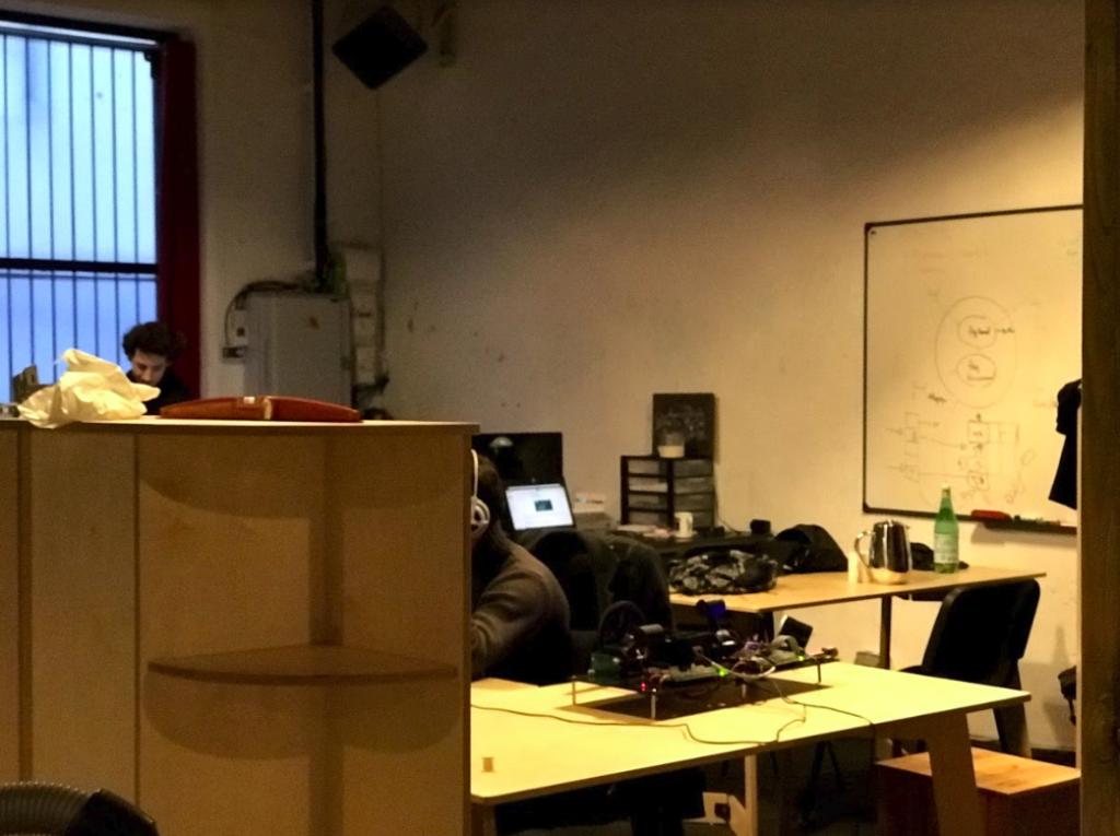OpenWood aménagement des locaux de Gearprod à Montpellier