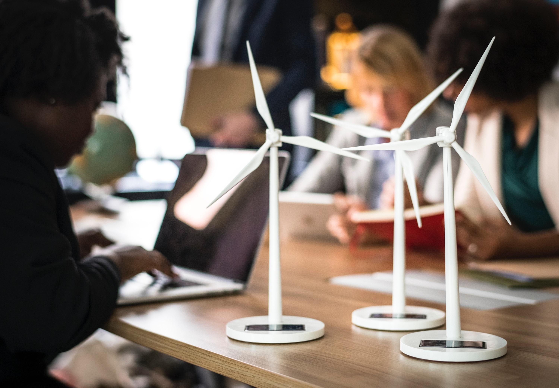 Locaux startups économies d'énergie fournisseur