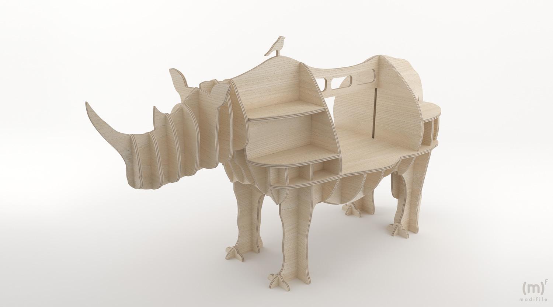 Étagère Rhino