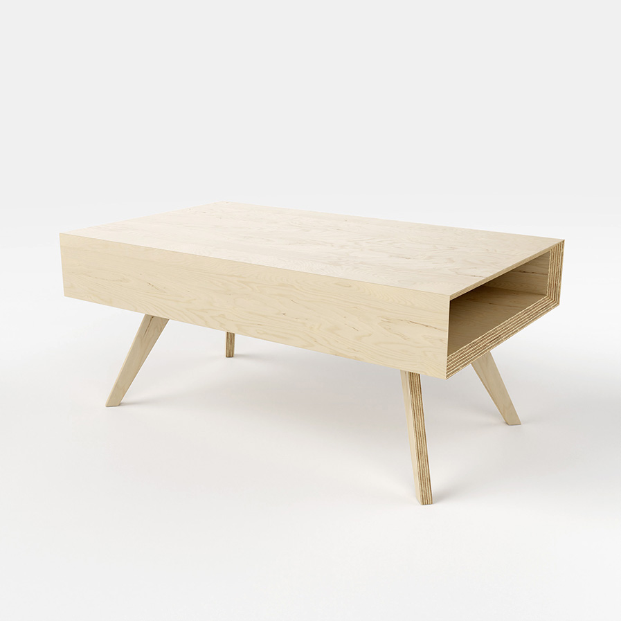 Table basse Scanda